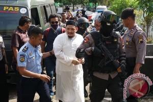 Empat orang dieksekusi di Nusakambangan