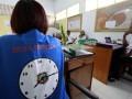 Rompi Anti Terlambat di Pemkab Gorontalo