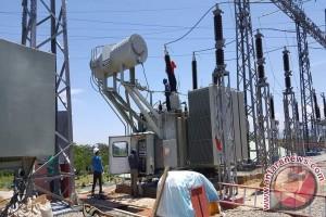PLN Rampungkan Pekerjaan Trafo Gardu Induk