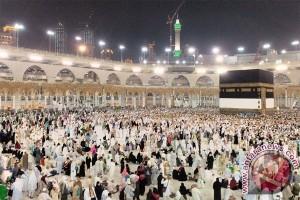 Kanwil Kemenag : JCH Kloter 25 Tiba Di Jeddah