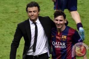 Messi Selamatkan Barca Dari Kekalahan