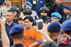 150 personel amankan sidang putusan penipuan Dimas Kanjent Taat Pribadi
