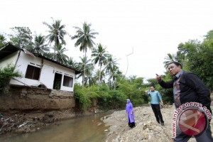 BPBD Gorontalo Tinjau Lokasi Banjir