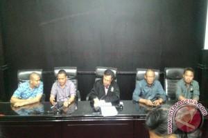 KPU Skorsing Rapat Penetapan Cagub/Cawagub Gorontalo