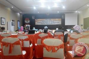 KPU se-Gorontalo Bahas Pencermatan RKA K/L Tahun 2017