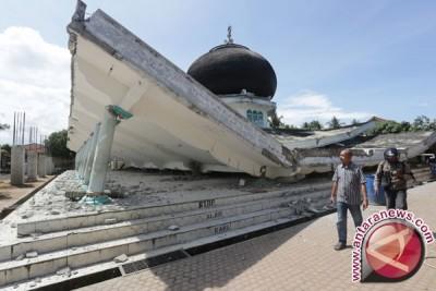Wapres minta evakuasi-rehabilitasi pascagempa Aceh beriringan