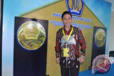 Gorontalo Raih Penghargaan Anugerah Dana Rakca 2016