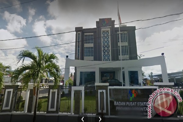 Nilai Tukar Petani Gorontalo Naik 0,49 Persen