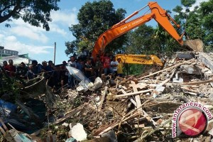 Korban meninggal gempa Aceh kebanyakan bermukim di ruko