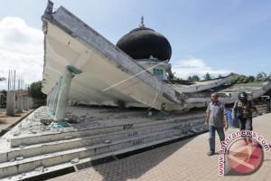 BNPB: Korban Gempa Pidie Jaya 52 Tewas