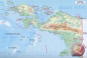 Kelompok Bersenjata Serang Pusat Kota Nduga di Papua
