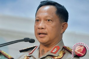 Kapolri: Revisi UU Terorisme Kuatkan Pencegahan