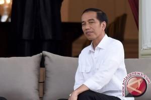 Ini yang dilakukan Jokowi saat ultah