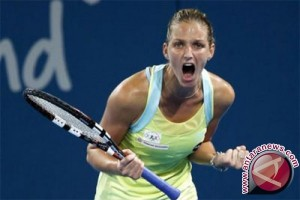 Pliskova ke putaran tiga setelah kalahkan Alexandrova