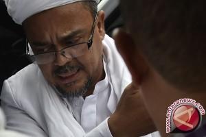 Polisi lanjutkan proses hukum kasus Rizieq Shihab