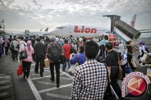 Jumlah Penumpang Pesawat di Gorontalo Naik