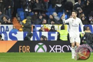 Ronaldo Absen dari Pertandingan Liga Spanyol saat Lawan Leganes