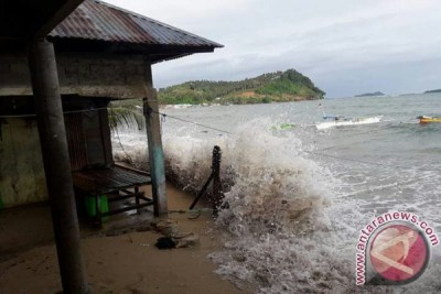 BPBD Kesulitan Salurkan Bantuan Banjir Gorontalo Utara