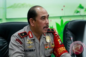 Ratusan Personil Brimob Gorontalo Dikirim Ke Poso