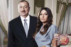 Presiden Azerbaijan Angkat Istrinya Sebagai Wapres