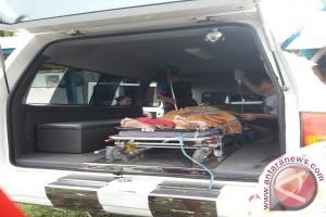 BPBD Gunakan Perahu Evakuasi Ibu Melahirkan