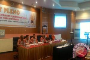 KPU Gorontalo Tetapkan Rusli-idris Peraih Suara Terbanyak