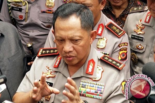Ketua DPR: Kapolri Jangan Terpengaruh Rumoor Dugaan Suap