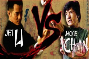 "Jacky Chan-Jet Li Akan Bintangi Film ""Pamanca"" di Makasar"