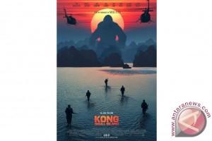 """""""Kong: Skull Island"""" geser """"Logan"""" rajai box office"""