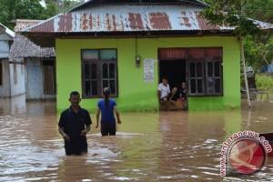 Banjir Rendam Empat Desa Di Gorontalo Utara