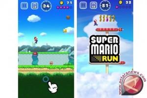 Super Mario Run sudah bisa dimainkan di Android