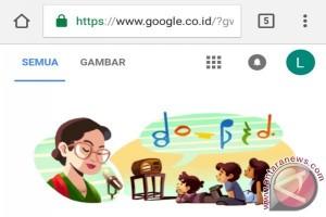 Google rayakan kelahiran Ibu Soed