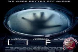 """Film """"Life"""", Teror Dari Planet Mars"""