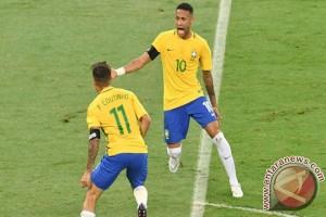 Brazil Gunakan Fasilitas Spurs Jelang Piala Dunia