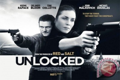 "Orlando Bloom Luncurkan Film ""Unlocked"""