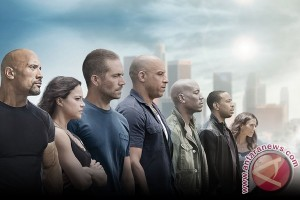 "5 Film sekuel ""Fast & Furious"" terlaris"