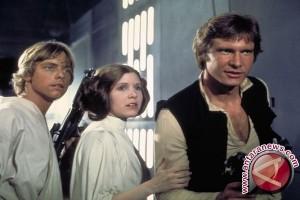 """Carrie Fisher tak akan muncul di """"Star Wars: Episode IX"""""""