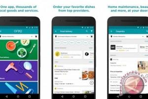 Google luncurkan aplikasi pengiriman makanan di India