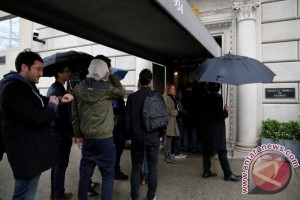 Konsulat Prancis di New York sempat dievakuasi karena ancaman bom