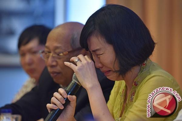Isi lengkap surat Ahok yang membuat Veronica Tan menangis