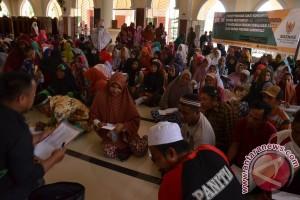 Pemkot Gorontalo-baznas Salurkan 851 Zakat