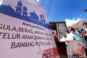 PPI Gelar Operasi Pasar Murah Di Gorontalo