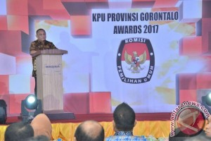 Gubernur Gorontalo Apresiasi Profesionalitas Penyelenggara Pilkada