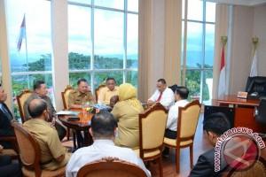 Gubernur Gorontalo Rencanakan Pengisian Pejabat Defintif SKPD