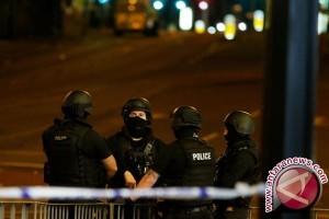 Inggris umumkan tersangka pelaku serangan Manchester
