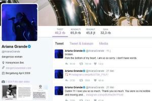 Pascabom Manchester, Ariana Grande batalkan tujuh konser