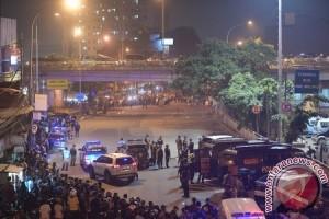 Pelaku bom Kampung Melayu dipastikan bukan warga Sukabumi