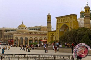 Muslim di China Mulai Puasa 16 Jam
