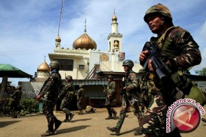 Tentara Filipina umumkan gencatan senjata terkait Lebaran