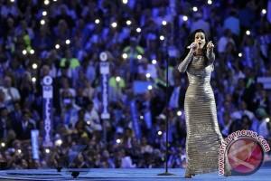 Konser amal Manchester siap libatkan Justin Bieber, Katy Perry, dan Miley Cyrus